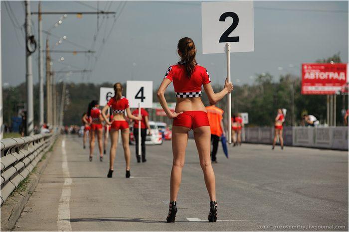 Гонки Лада-Гранта 2012 в Тольятти (52 фото)