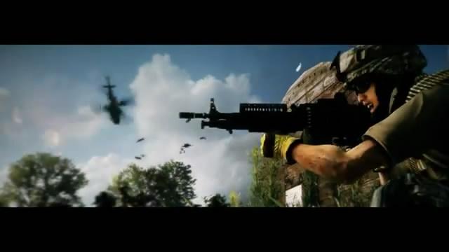 Популярнейшее видео Battlefield 3 (видео)