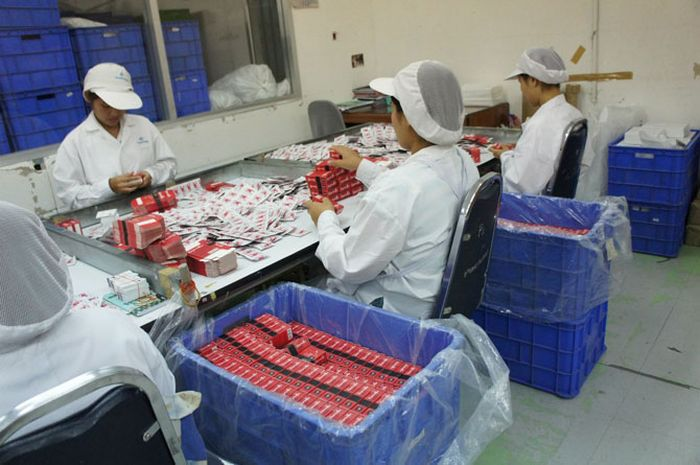 Экскурсия на производство презервативов (21 фото)
