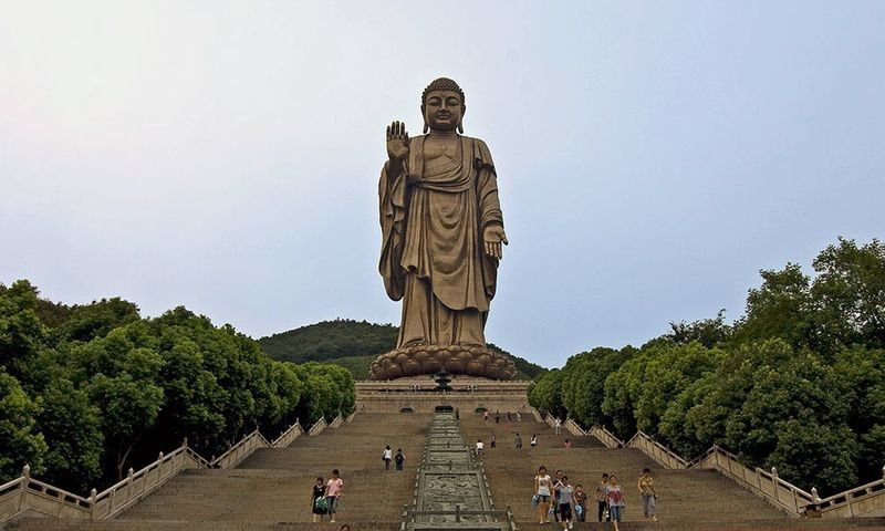 Самые высокие статуи мира ERR4 4 ru