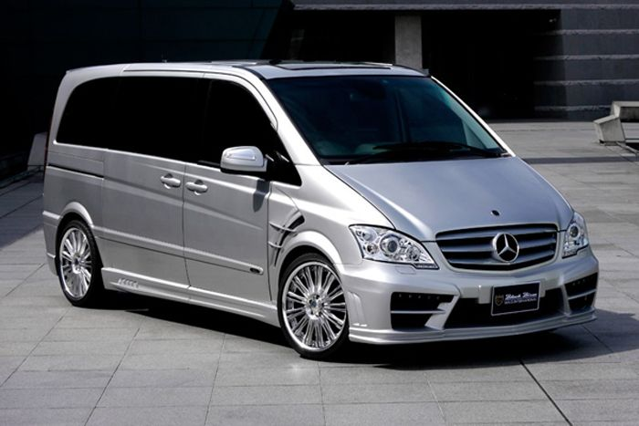 авто, mercedes viano, wald international,