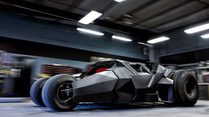 авто, бэтмобиль, бэтмен,