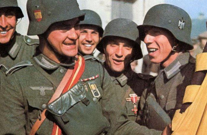 вторая мировая война, армия, гитлер, сс, фашисты,