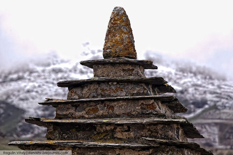 Город мертвых осетия. Город мертвых в Северной Осетии (16 фото)