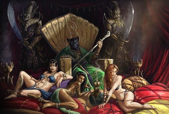 Монстры и секс фото 237-895