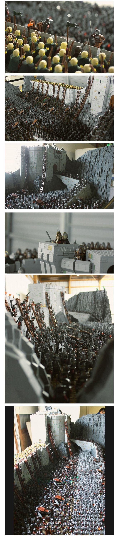 Пикантный фотоприкол битва, властелин колец, война, лего