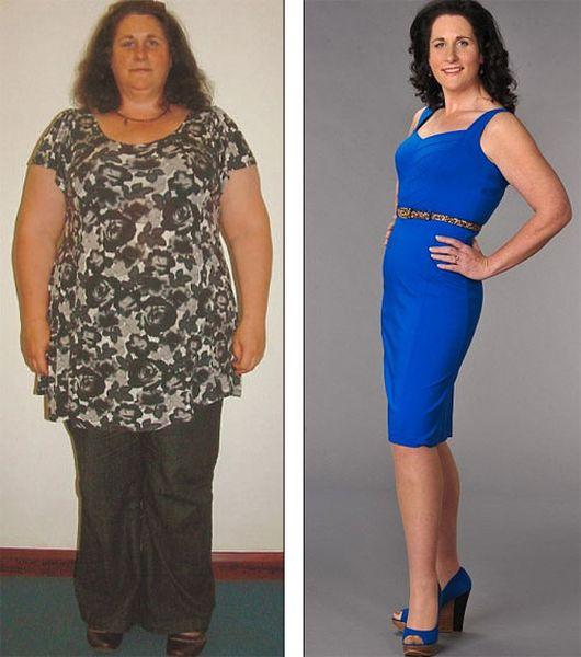 Сильно похудевшая девушка фото