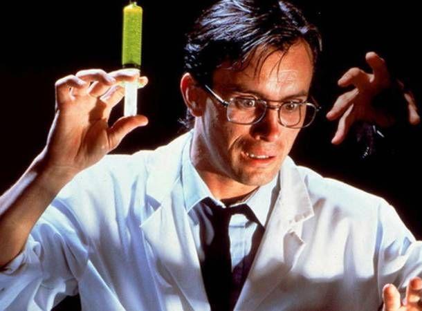 наука, безумие, эксперимент