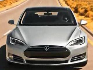 электромобиль tesla model s - автомобиль мечта скачать видео
