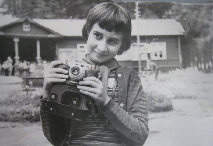 фотоаппарат, ностальгия, детство, ссср