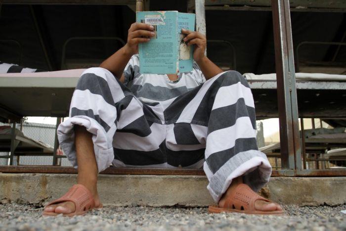 тюрьма, заключенные, срок, сша