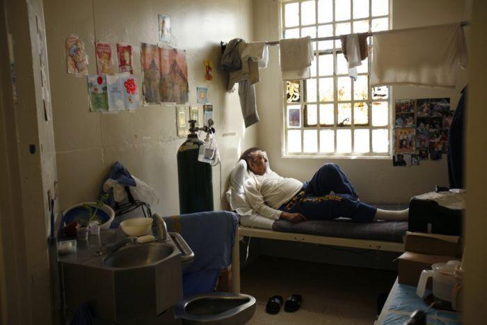 3 prisões norte-americanas