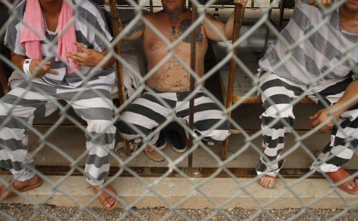 8 prisões norte-americanas