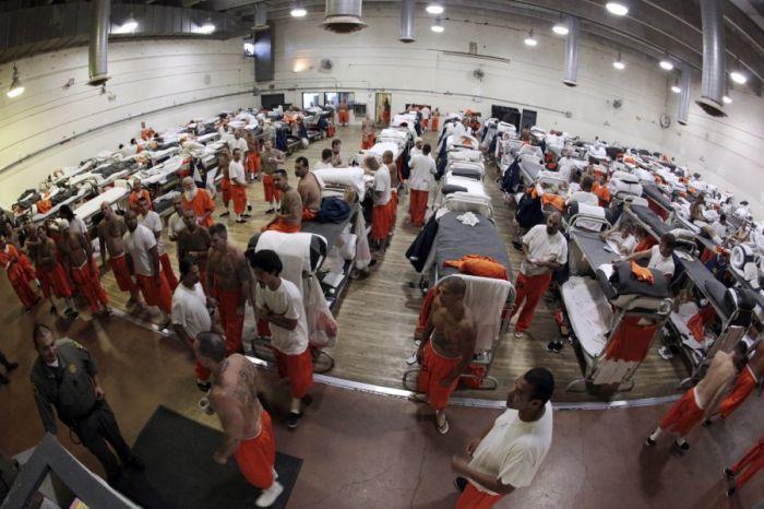 11 prisões norte-americanas