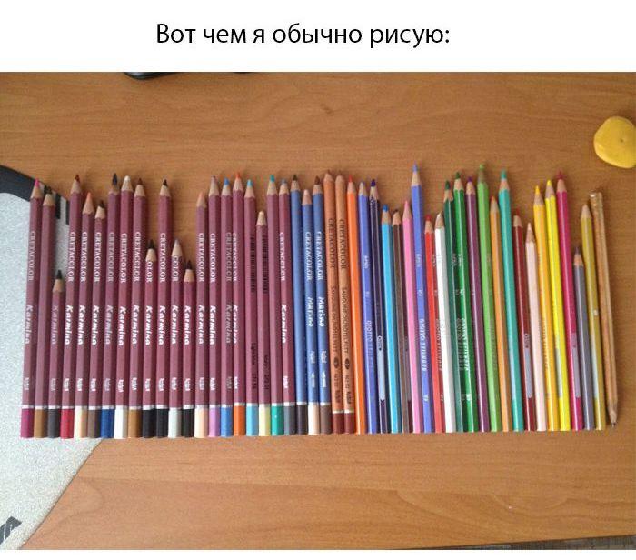 рисунок карты карандашом: