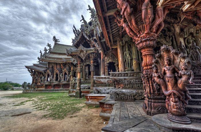 храм истины, с мире, интересно,
