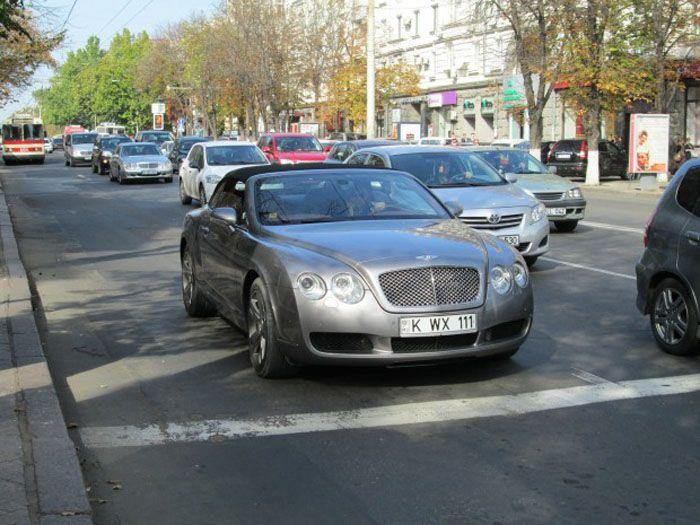 авто, молдова, bentley continental , объявление, колеса