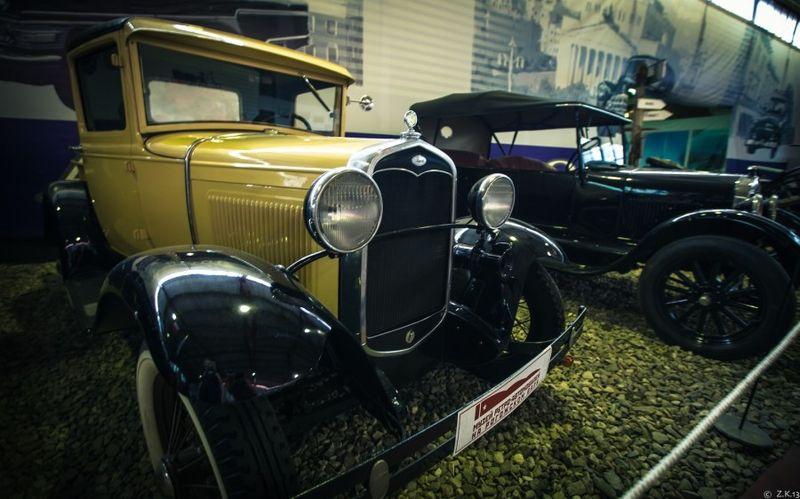 билет музей ретро автомобилей в москве на