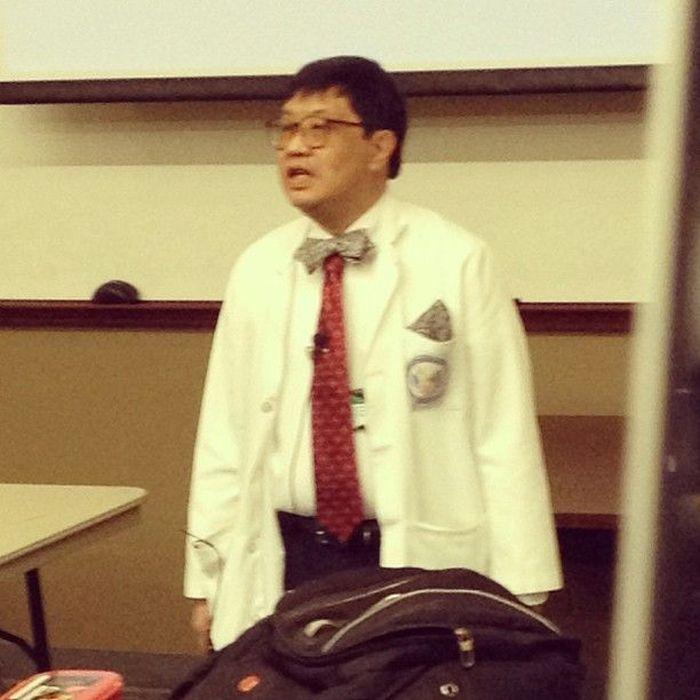 Юмор галстук, преподаватель, профессор