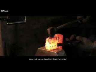 Изготовление топора