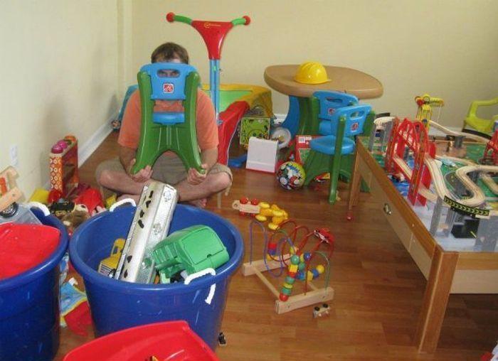 Бугагашеньки детская комната, игрушки