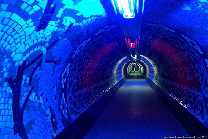 тоннель, одесса, сказка
