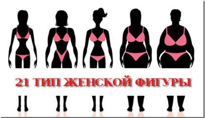 Необычные формы девушек фото 16-744