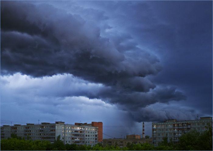 торнадо, ураган, жесть, тульская область, катаклизм,