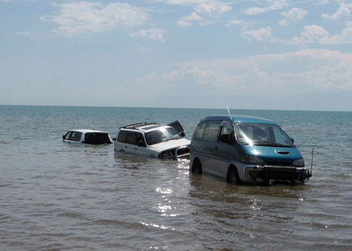 авто, утонул, спасение авто,