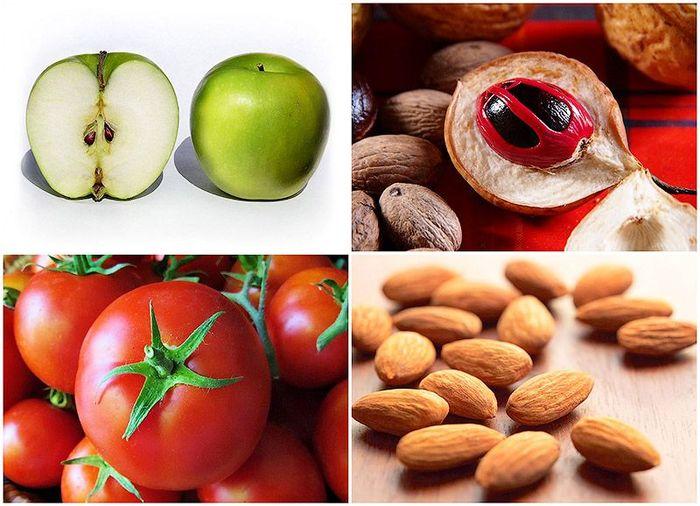 яд, продукт, фрукты, ягоды, овощи