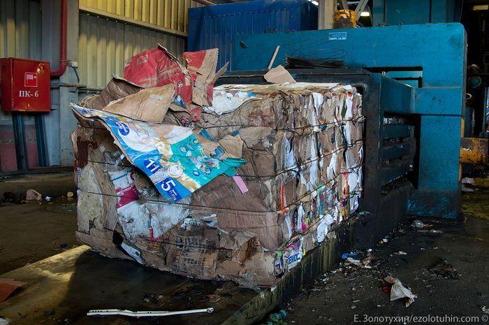 завод, мусор, мусороперерабатывающий завод, экология