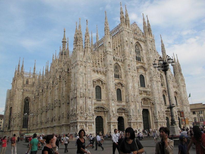 Италия собор
