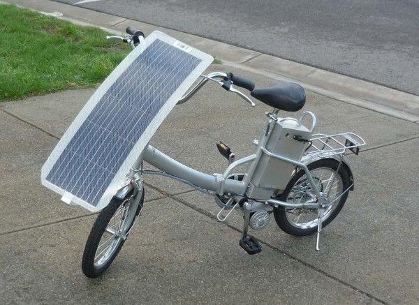 авто, солнечная энергия,