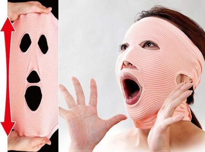 маска, изобретение, намордник