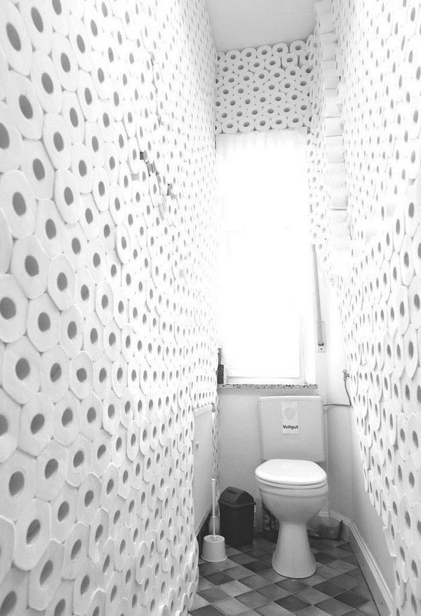 Фотоприкол дня прикол, склад, туалет, туалетная бумага