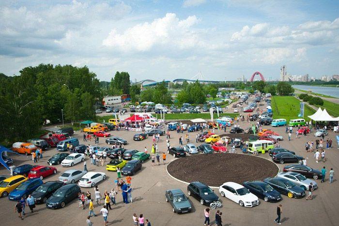авто, volkswagen fest, festival,