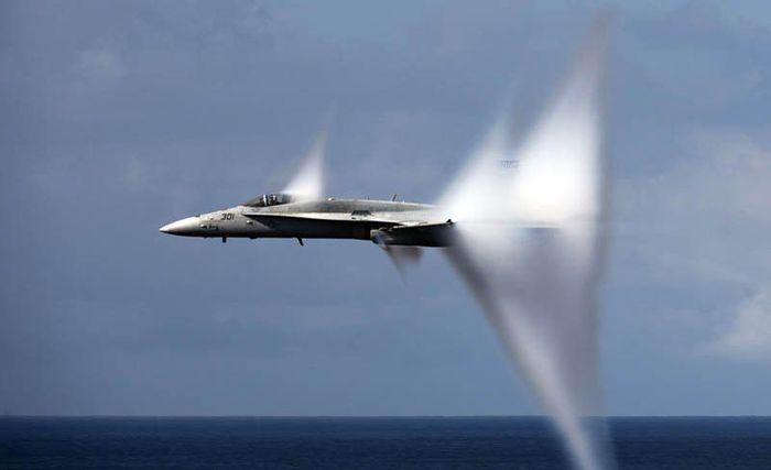 самолет, скорость, сверхзвуковая