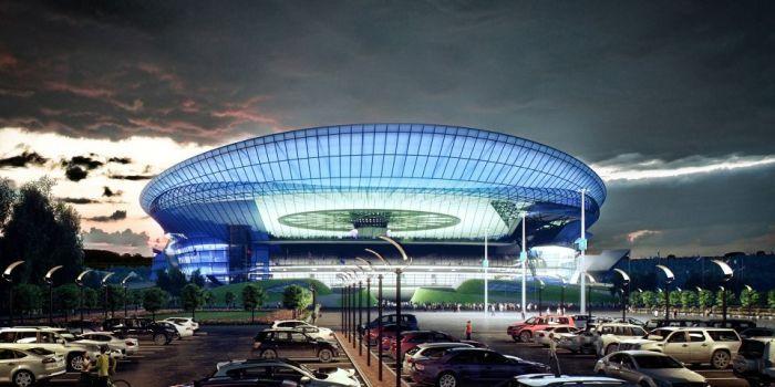 дизайн, реконструкция, стадион, россия