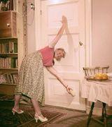 Гимнастика для домохозяек (15 фото)