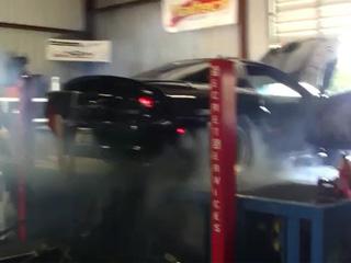 1800-сильный Camaro