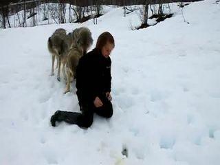 Волчьи нежности