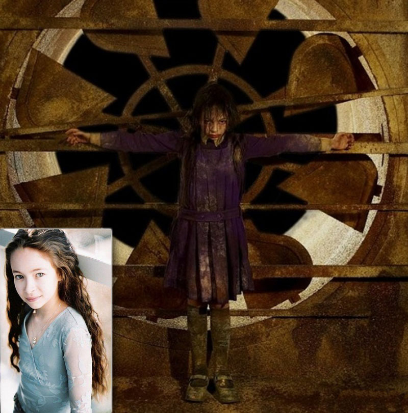 Джодель Ферланд (Jodelle Ferland) сыграла похищенную девочку в фильме Silent Hill