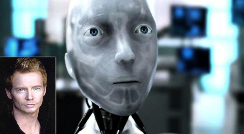 Скотт Хейндл (Scott Heindl) изображал робота RS5 в фильме Я, робот/I,robot.