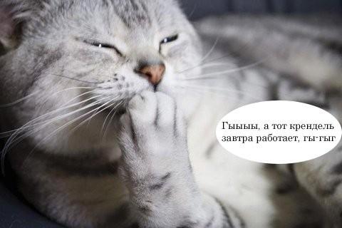 ПЯТНИЦА!