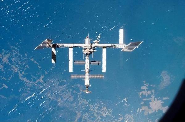 Один день в космосе (71 фото)