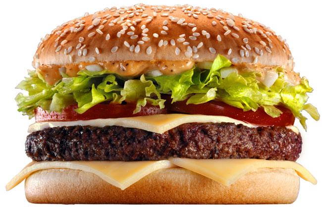 Как происходит рождение гамбургера (34 фото + текст)