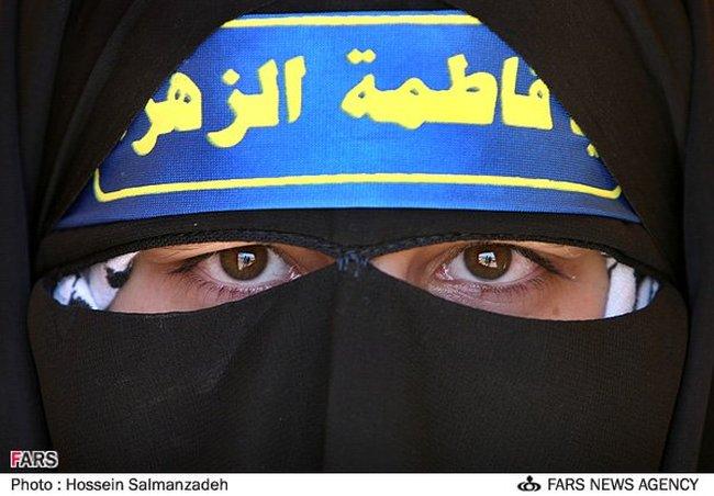 Mujeres en medio oriente