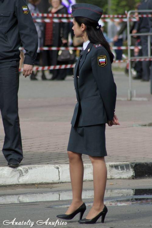 смотреть фото девушек милиционерш - 1