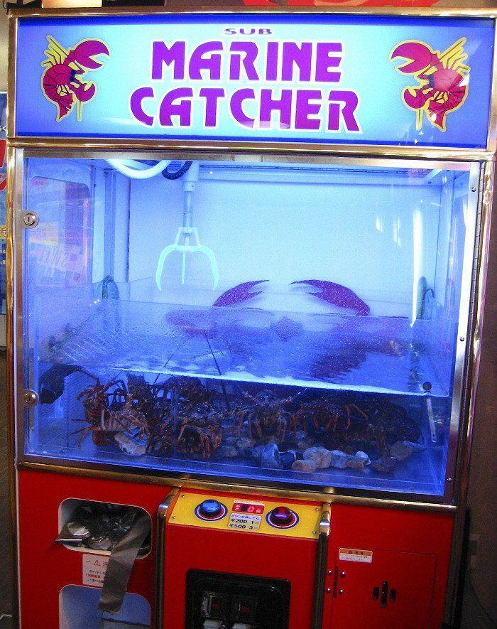 Вот такой замечательный автомат (5 фото)