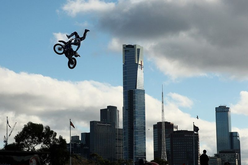 Red Bull X Fighters (17 фото)